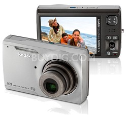EasyShare M1093 IS Digital Camera  (Silver)