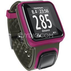 Runner GPS Watch (Pink) - OPEN BOX
