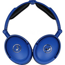 Musicians' Choice NC180BRM Around the Ear ANC Headphones - Blue