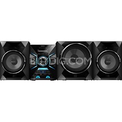 1600 Watt Mini system with Bluetooth & NFC Technology