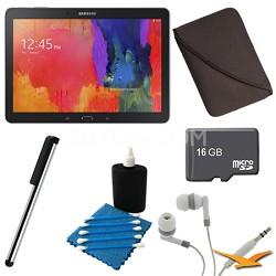 Galaxy Tab Pro 10.1 Tablet - Black Deluxe Bundle