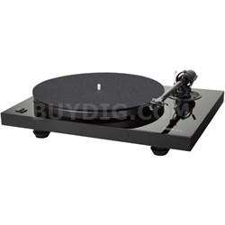 MMF-2.3 2-Speed Manual Audiophile Turntable w/ Cartridge - Black