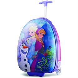 "18"" Upright Kids Disney Themed Hardside Suitcase - Frozen"