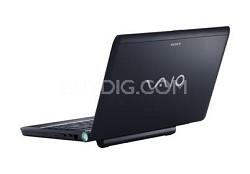 "VAIO VPCS132FX/B 13.3"" Notebook PC - Black Intel Core i3-380M"
