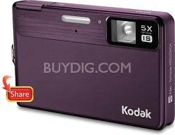 """EasyShare M590 14MP 2.7"""" LCD Digital Camera (Purple)"""