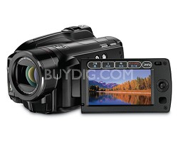 VIXIA HG21 HDD Camcorder W/ 120GB Internal Hard Drive