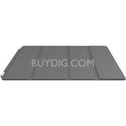 MD306LL/A iPad 2 Polyurethane Smart Cover (Dark Gray)