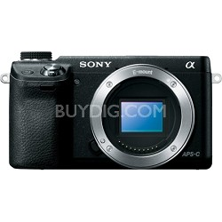 Alpha NEX-6 16.1 MP Digital Camera (Black Body Only)