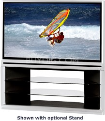 "56HM66 - 56"" DLP Rear Projection HDTV + w/ CableCard Slot and dual HDMI inputs"