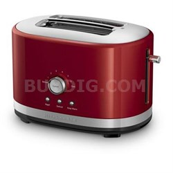 2-Slice Toaster with High Lift Lever in Empire Red - KMT2116ER