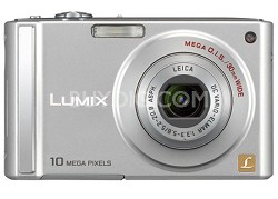 DMC-FS20 (Silver) 10 Megapixel Digital Camera w/ 3-inch LCD and 4x Optical Zoom