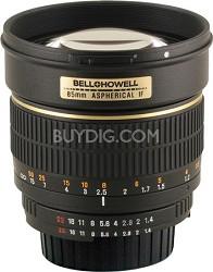 85mm f/1.4 Aspherical Lens for Pentax DSLR Cameras