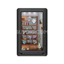 "7"" Color Display eBook Multimedia Tablet & eReader - Black"