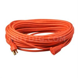 SJTW 100' Orange Extension Cord - 023098803