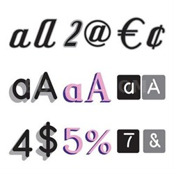 Library Font Cartridge