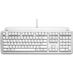 FK302 Tactile Pro Keyboard - White - Mac