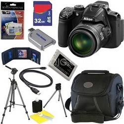 COOLPIX P530 16.2 MP CMOS  Digital Camera Studio Bundle