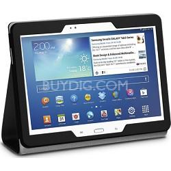 Simple Folio Case  Galaxy Tab III 10.1 BK