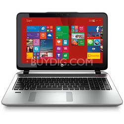 "Envy 15.6"" 15-v010nr Win 8 Notebook PC - Intel Core i5-5200U Processor"