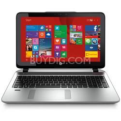 """Envy 15.6"""" 15-v010nr Win 8 Notebook PC - Intel Core i5-5200U Processor"""