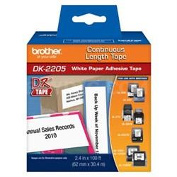 Continuous Length Paper Label