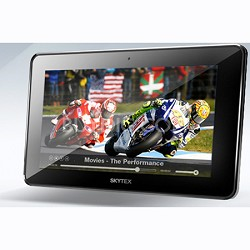 "Skypad Gemini 7"" Gaming and Media Tablet Android 4.0 8GB Storage - SX-SP718A"
