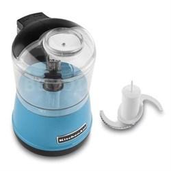 3.5-Cup Food Chopper in Blue - KFC3511CL
