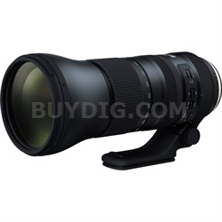 SP 150-600mm F/5-6.3 Di VC USD G2 Zoom Lens for Canon Mounts