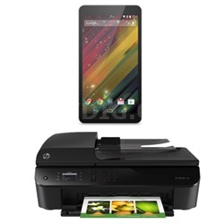 7 G2-1311 J4Y28AA#ABA 7-Inch 8 GB Tablet with Officejet 4630 Wireless Printer