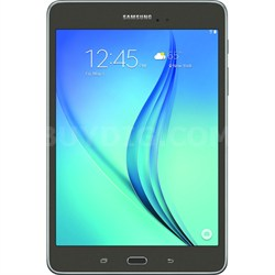 Galaxy Tab A SM-T350NZAAXAR 8-Inch Tablet (16 GB, Smoky Titanium) - OPEN BOX