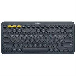 K380 Bluetooth Keyboard in Dark Grey - 920-007558