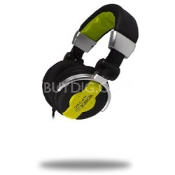 HP720 Professional Headphones Yellow