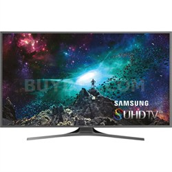 UN55JS7000  - 55-Inch 4K Ultra HD Smart LED TV - REFURBISHED O/B