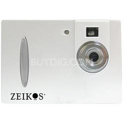 ZE-DC26 Point & Shoot Digital Camera - White