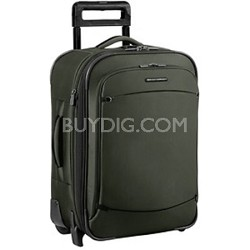 "Transcend 20"" Carry-On Expandable Wide-body Upright - Rainforest"