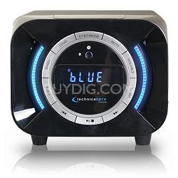 BLUET2 Powered Bluetooth Loudspeaker Black