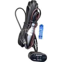 Escort 79-000041-01 Direct Wire SmartCord (Red) for 9500ix, Redline, 8500 X50