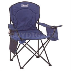 Blue Oversized Quad Chair with Cooler - 2000020266