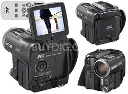GR-X5US 3-CCD Mini-DV Digital Video camera + 5 Megapixel Still Camera