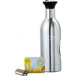 Home Beverage Carbonater Starter Kit - OPEN BOX