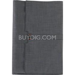 T-Tech Shirt and Pant Folder, Charcoal