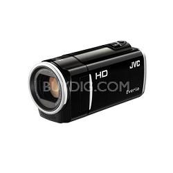 GZ-HM30US Flash Memory Camcorder - Black