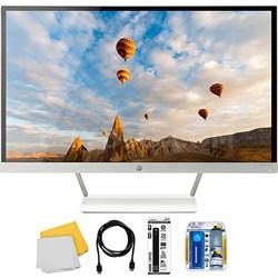 Pavilion 27xw 27-inch IPS LED Backlit Monitor with Monitor Kit