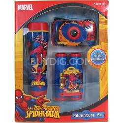 3 PC. Spiderman Gift Set