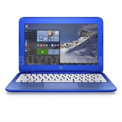 "Stream 11-r010nr Intel Celeron N3050 2GB DDR3L SDRAM 11.6"" Notebook - OPEN BOX"