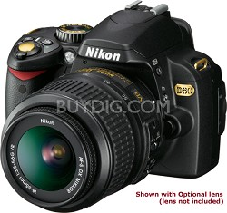 D60 Black Gold Special Edition (body only)