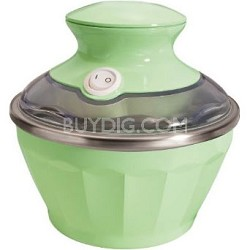 Half Pint Soft Serve Ice Cream Maker (Pistachio)