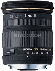 Super Wide Angle Zoom 18-50mm f/2.8 EX DC MACRO Lens for Canon Digital EOS