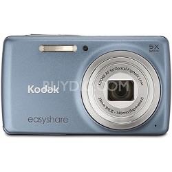 EasyShare M552 14MP Blue Grey Digital Camera