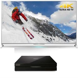 XBR-55X800B- 55-inch 4K Ultra HD Smart LED + FMPX10 4K Ultra HD Media Player